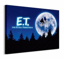Obraz na płótnie - ET (Quad) - 80x60 cm