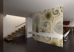 Fototapeta - Spiralne fractale - 366x254cm