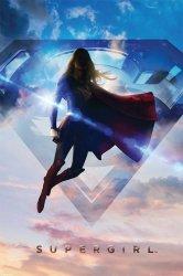 Supergirl (Chmury) - plakat