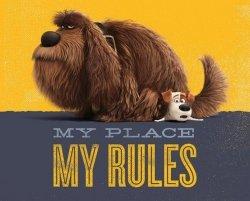 Plakat na ścianę - My Place, My Rules