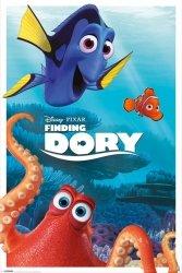 Gdzie jest Dory ? - Bohaterowie - plakat