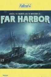 Fallout 4 Far Harbour - plakat