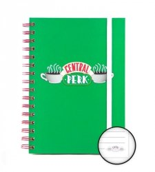 Friends Central Perk - notes A5
