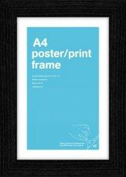 Rama drewniana A4 21x29,7 cm