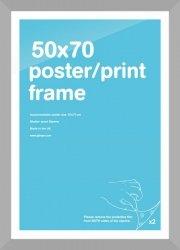 Rama drewniana 50x70 cm