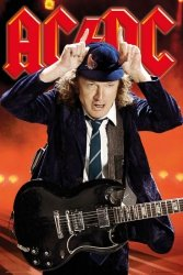 AC/DC Live - plakat