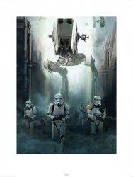 Star Wars Rogue One Szturmowcy - reprodukcja