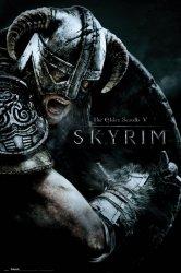 The Elder Scrolls V Skyrim - plakat