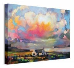 Duirinish Skye - Obraz na płótnie