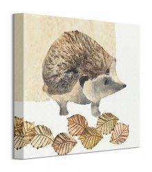 Hedgehog - Obraz na płótnie