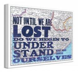 Lost - Obraz na płótnie