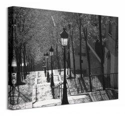 Montmartre, Paris - Obraz na płótnie