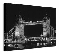 Obraz na płótnie - Tower Bridge, Londyn