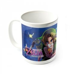 The Legend Of Zelda Majoras Mask Moon - kubek dla gracza