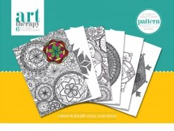 Art Therapy Wzory - plakaty do kolorowania