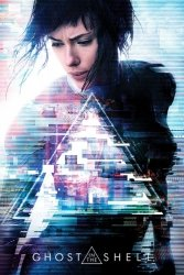 Ghost In The Shell One Sheet - plakat filmowy