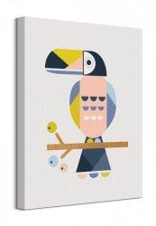 Little Design Haus (Toucan) - Obraz na płótnie
