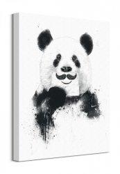 Funny Panda - Obraz na płótnie