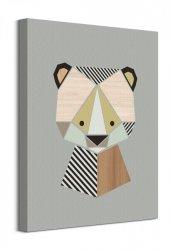 Bear - Obraz na płótnie