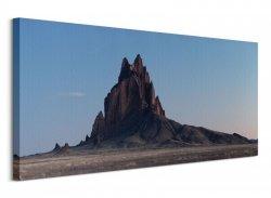 Ship Rock, New Mexico - Obraz na płótnie