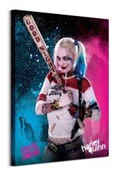 Suicide Squad (Harley Quinn) - Obraz na płótnie