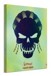 Suicide Squad (Slipknot Skull) - Obraz na płótnie