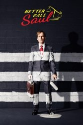 Better Call Saul - plakat serialowy
