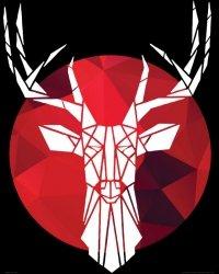 Deer - plakat