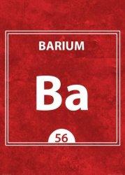 Barium BA 56 - plakat B2