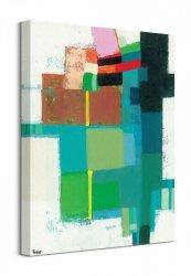 Abstract Opus Ten - obraz na płótnie