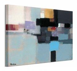 Abstract Opus Eleven - obraz na płótnie