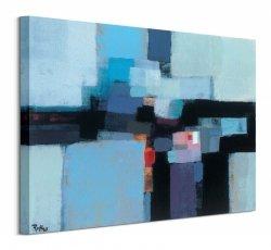 Abstract Opus Twelve - obraz na płótnie