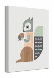 Little Design Haus (Squirrel) - obraz na płótnie