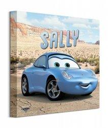 Cars Sally - obraz na płótnie