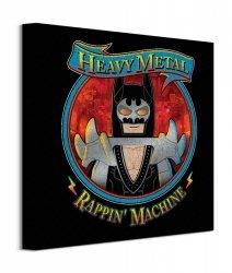 Lego Batman Heavy Metal - obraz na płótnie