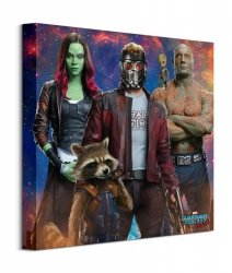Guardians Of The Galaxy Vol. 2 Galaxy Team - obraz na płótnie