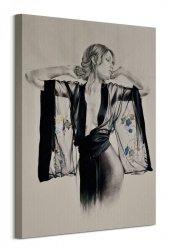 Kimono - obraz na płótnie