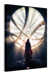 Doctor Strange (Window) - obraz na płótnie
