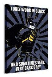 Lego Batman (Mem)  - obraz na płótnie