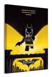 Lego Batman (Unless You Can Be Batman)  - obraz na płótnie