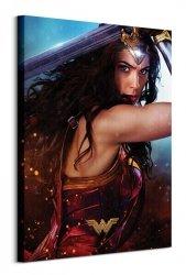 Wonder Woman (Wonder) - obraz na płótnie