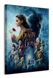 Beauty And The Beast Movie (Transformation)  - obraz na płótnie