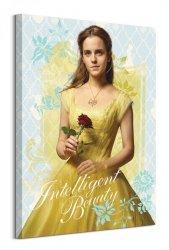 Beauty And The Beast Movie (Intelligent Beauty)  - obraz na płótnie