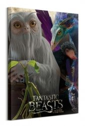 Obraz na ścianę - Fantastyczne bestie - Fantastic Beasts