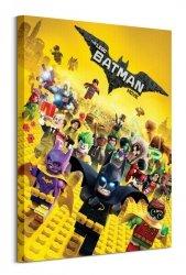 Obraz na ścianę - Lego Batman (Epic)