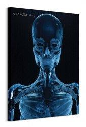 Obraz na płótnie - Ghost In The Shell (Skellington)