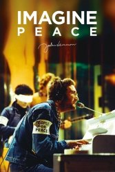 John Lennon People For Peace - plakat