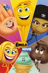 The Emoji Movie - plakat