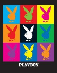 Playboy (Pop Art) - plakat