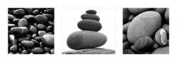 Kamienny tryptyk - reprodukcja